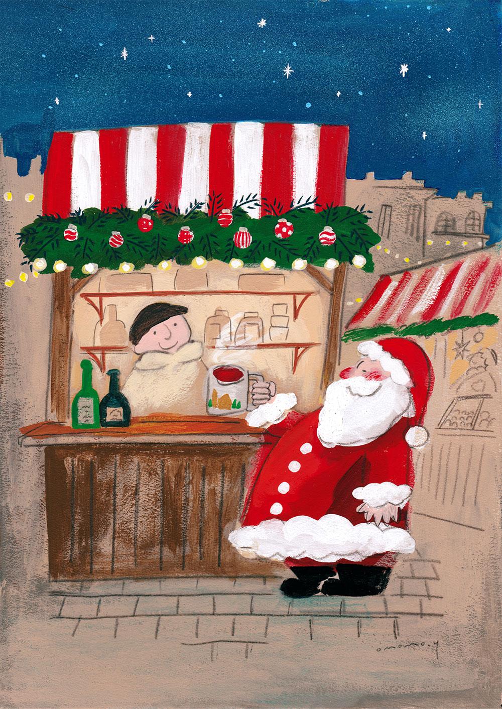market-santa